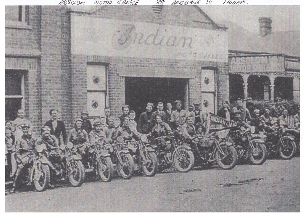 Indian Tasmania