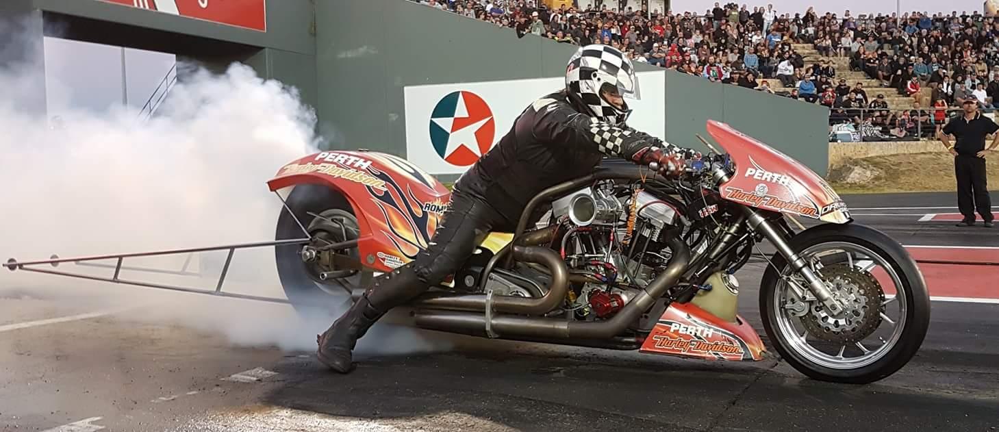 drag bike 1