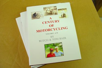 Century of Motorcycling ozbike 1