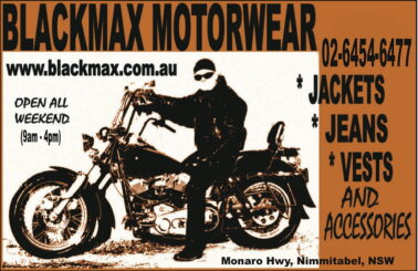 Blackmax Motorwear Ozbike 417 E1602032366997