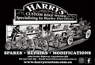 Harry Custom Bikeworks 2019 Ozbike E1602032580115