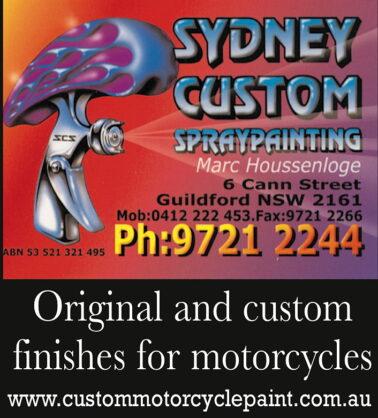 Sydney Custom Spraypainting Ozbike 417 E1602032320722