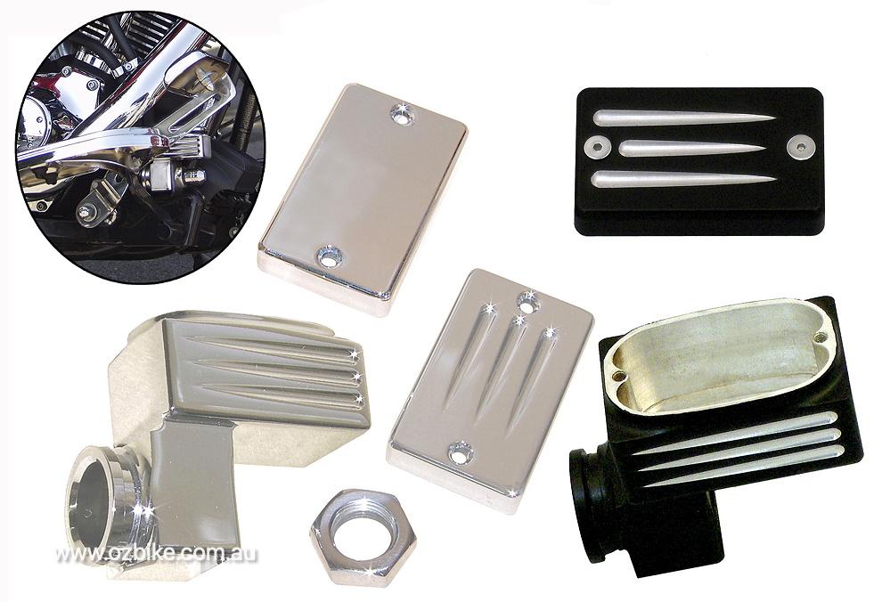 Softbrake Billet Master Cylinders Ozbike