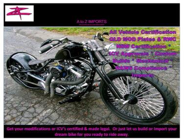 A To Z Imports Ozbike E1602032653318