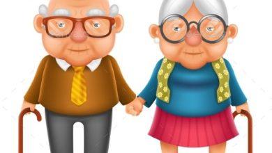 Old Couple Ozbike