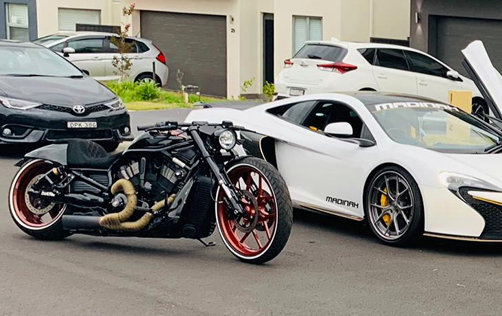 Guess Who Vrod Ozbike 2