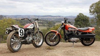 Two Rare Xrlent Harleys Ozbike 1