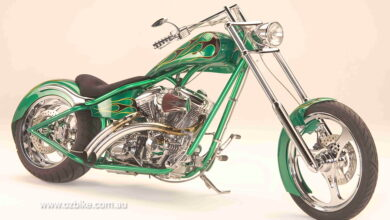 The Green Chopper from Melbourne