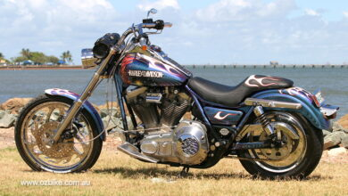 Kiwi Kev's Budget Bike 2
