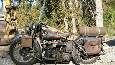 Historic Motorbike Collection 8