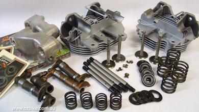 Harley Knucklehead engine rebuild