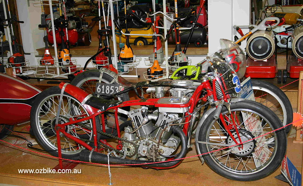 The World's Fastest Indian Motorcycle 16