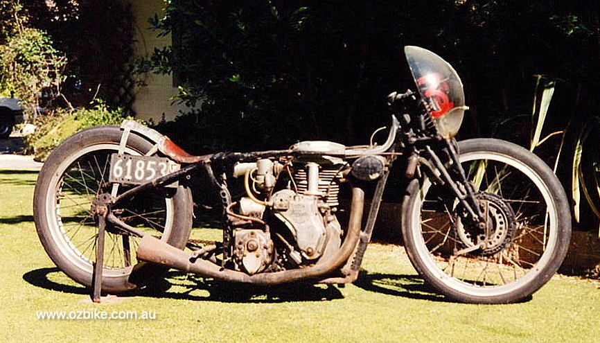The World's Fastest Indian Motorcycle 5