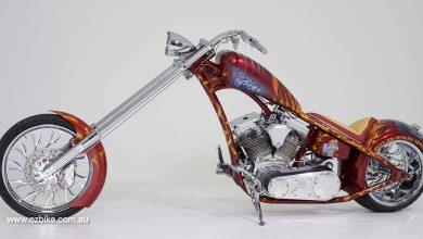 The Medieval Chopper 14