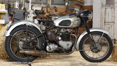 Old Motorbikes Rule 13