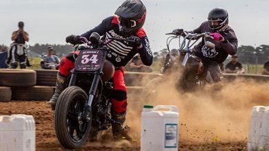 Aus Hooligan X motorbike dirt racing 10