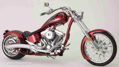 Devils Advocate Motorbike 1