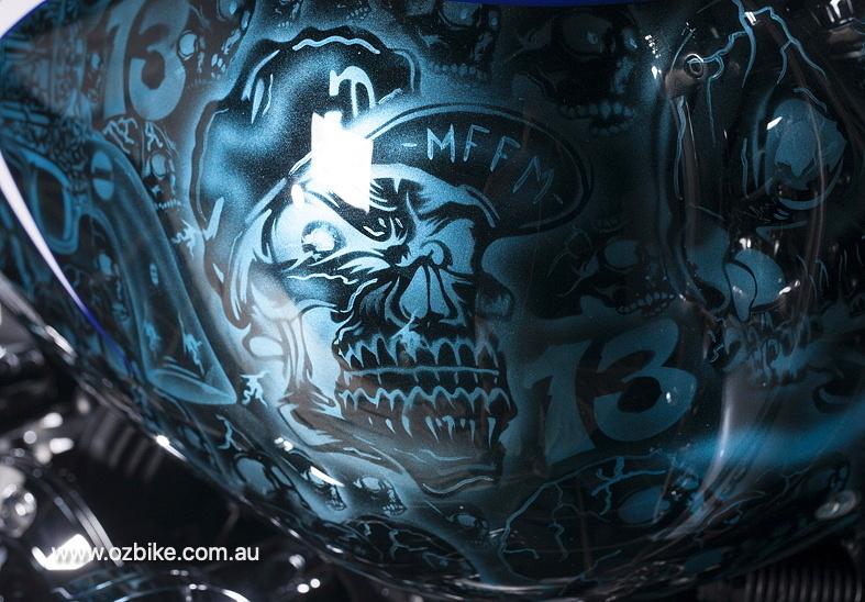 Harley Breakout Mongols MC 10