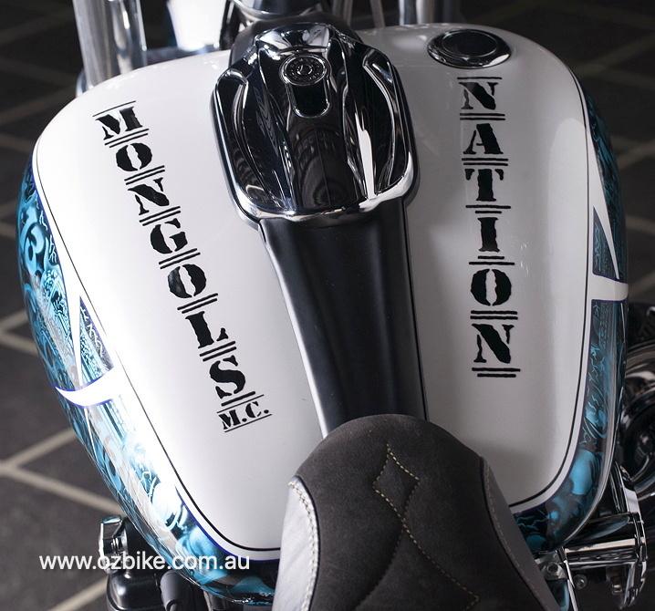 Harley Breakout Mongols MC 13