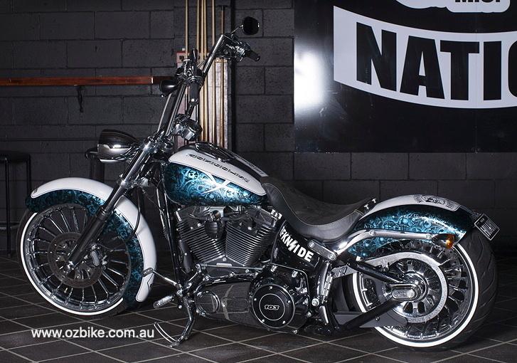 Harley Breakout Mongols MC 18