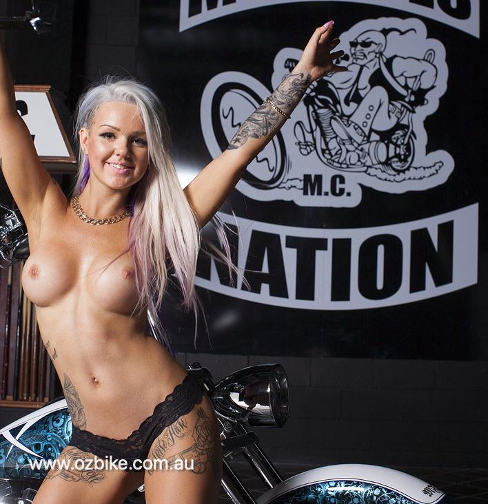 Harley Breakout Mongols MC 2