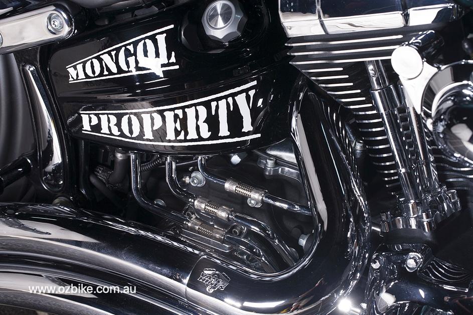 Harley Breakout Mongols MC 9