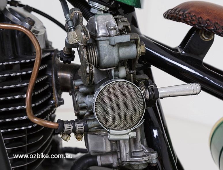 1982 Honda Bobber 7