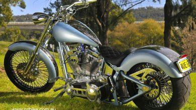 Motorbike chopper 4