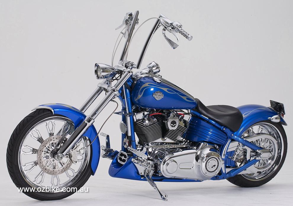 Harley-Davidson Rocker C 18
