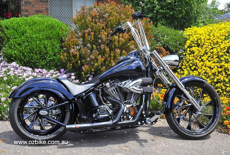 Harley Cross Bones