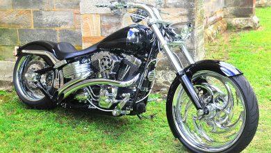 Harley-Davidson Breakout custom
