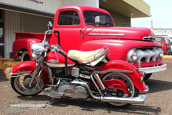 Harley-Davidson Genny Shovel