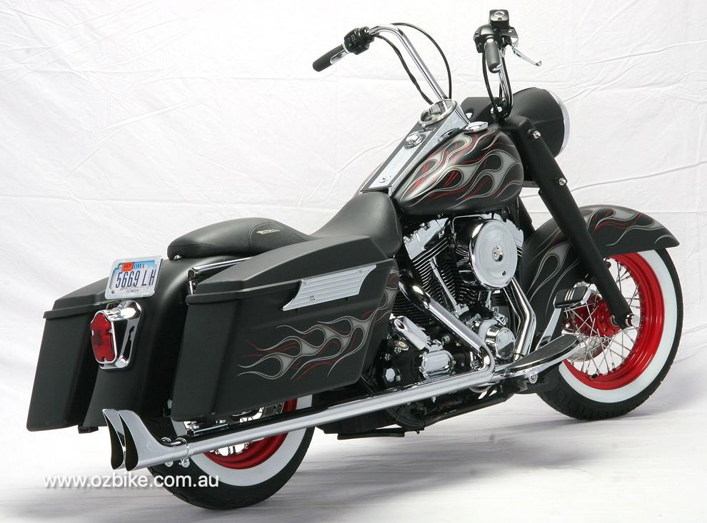 Harley Road King Custom
