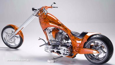 Turbo charged Renegade Chopper