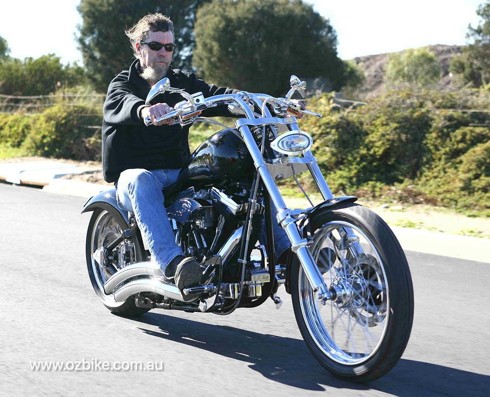 Harley-Davidson Heritage Reborn